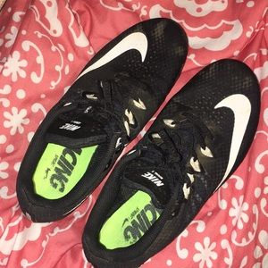 Spikes for track